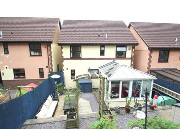 Thumbnail 4 bed detached house for sale in Doidges Farm Close, Plymouth