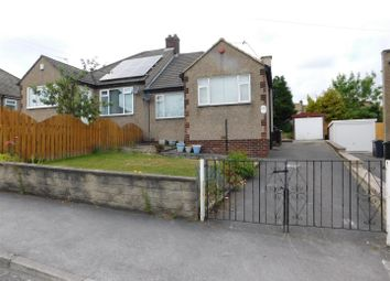 Thumbnail 2 bed semi-detached bungalow for sale in Fairway, Bradford