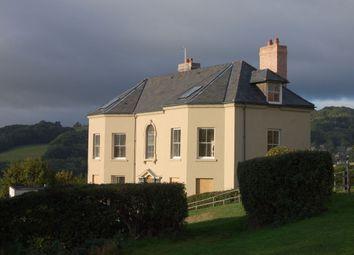 Thumbnail 1 bed flat to rent in Plas Kynaston Plas Kynaston Lane, Cefn Mawr, Wrexham