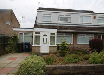 Thumbnail 3 bed semi-detached house for sale in Hereford Court, Newcastle Upon Tyne