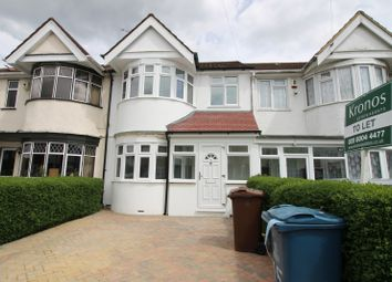 3 bed terraced house to rent in Lulworth Close, Harrow HA2