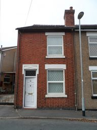 Thumbnail 2 bed end terrace house to rent in Brightgreen Street, Adderley Green, Stoke On Trent, Staffordshire