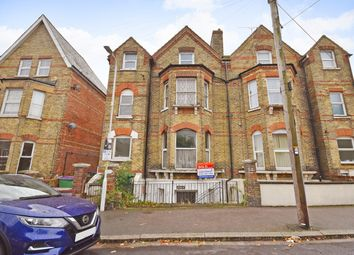 Thumbnail 1 bed flat for sale in Connaught Road, Folkestone