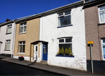 Thumbnail 2 bed terraced house for sale in Woodside Crescent, Ebbw Vale