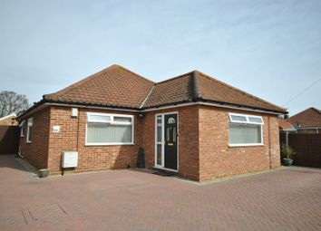 Thumbnail 2 bed detached bungalow for sale in Laundry Lane, Thorpe St Andrew, Norwich