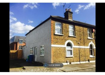 Thumbnail 3 bedroom end terrace house to rent in Mooreland Road, Bromley