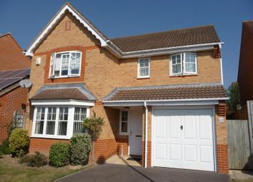 Thumbnail 4 bed detached house to rent in Foxglove Way, Thatcham, Berkshire