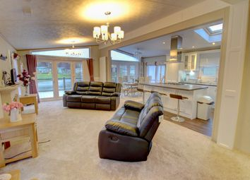 Thumbnail 2 bed mobile/park home for sale in Lakeside, Riverside Leisure Park, Wooler