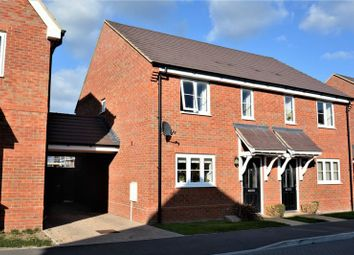 Thumbnail 2 bed semi-detached house for sale in Willow End, Didcot
