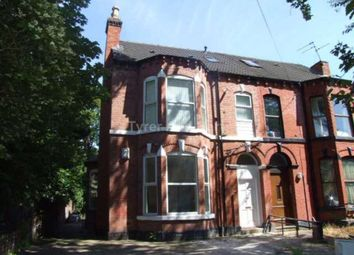 Thumbnail 1 bed flat to rent in Hartington Road, Toxteth, Liverpool