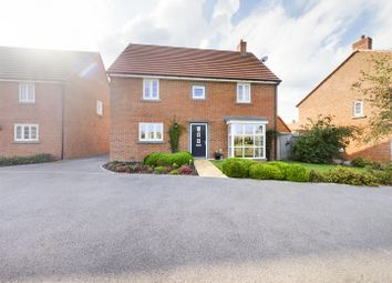 Thumbnail 4 bed detached house for sale in Hewitt Road, Basingstoke