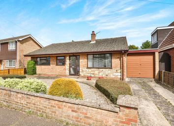 Thumbnail 3 bed detached bungalow for sale in Warren Avenue, Hellesdon, Norwich