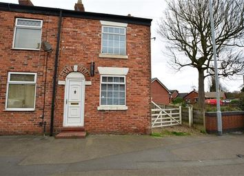 Thumbnail 2 bed end terrace house to rent in Delamere Street, Winsford