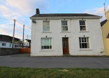 Thumbnail 4 bed semi-detached house for sale in Maestir Road, Lampeter