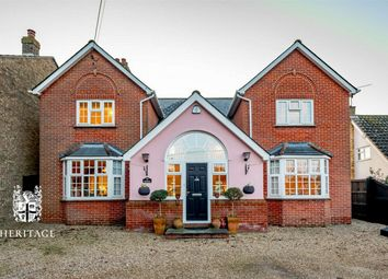 St Peters Road, Coggeshall, Essex CO6. 5 bed detached house for sale
