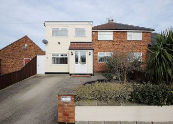 Thumbnail 4 bed semi-detached house for sale in Prenton Hall Road, Prenton, Wirral