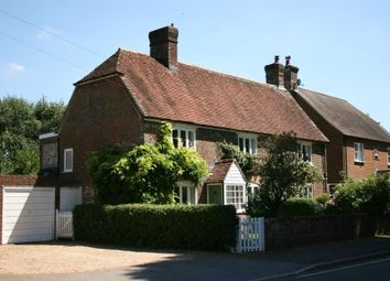 Thumbnail 3 bed semi-detached house to rent in Bishop's Sutton, Alresford, Hampshire