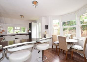 Thumbnail 4 bed semi-detached house for sale in Old Road West, Gravesend, Kent