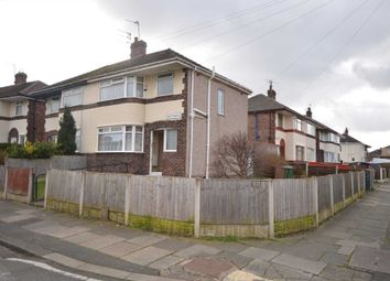 Thumbnail 3 bed semi-detached house for sale in Northways, Bromborough, Wirral