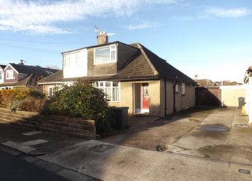 Thumbnail 3 bed bungalow for sale in Meadowcroft Grove, Heysham, Morecambe, Lancashire