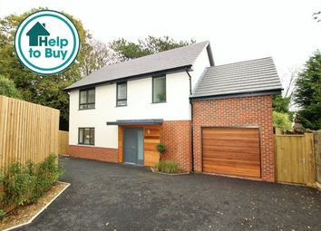 Thumbnail 4 bed detached house for sale in Gorse Hill Road, Oakdale, Poole, Dorset