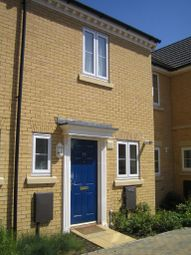 Thumbnail 2 bedroom terraced house to rent in Gilbert Way, Canterbury