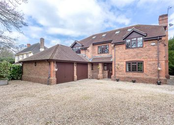 Thumbnail 7 bed detached house to rent in Broad Lane, Upper Bucklebury, Reading