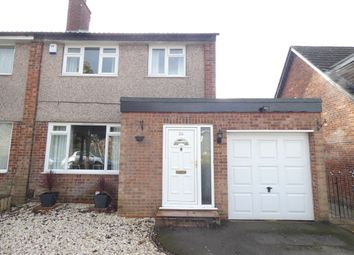 Thumbnail 4 bed semi-detached house for sale in Sunningdale Drive, Alwoodley, Leeds