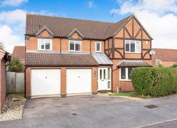 Thumbnail 5 bed detached house for sale in Middle Croft, Abbeymead, Gloucester, Gloucestershire