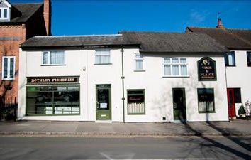Thumbnail Retail premises for sale in 19-20 Cross Green, Rothley, Leicestershire