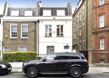 Thumbnail 3 bed end terrace house for sale in Kinnoul Road, London
