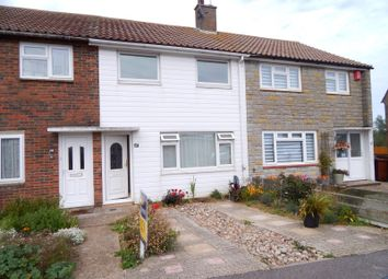 Thumbnail 2 bed terraced house to rent in Bodiam Crescent, Eastbourne