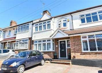 Thumbnail 3 bed terraced house for sale in Elm Close, Buckhurst Hill, Essex