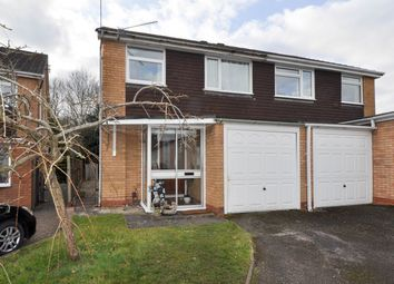 Thumbnail 3 bed semi-detached house for sale in Little Acre, Hunt End, Redditch