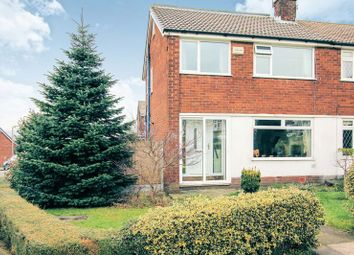 Thumbnail 4 bed semi-detached house for sale in Wilton Drive, Hollins, Bury