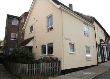 Thumbnail 2 bedroom terraced house to rent in St. Johns Street, Bury St. Edmunds, Suffolk, England