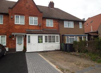 Thumbnail 2 bed terraced house for sale in Bermuda Road, Nuneaton, Warwickshire