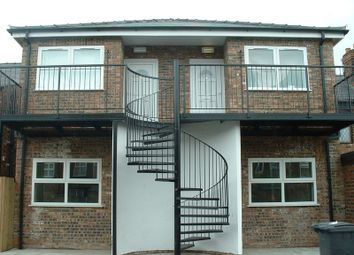 Thumbnail 2 bed flat to rent in Hume Street, Warrington