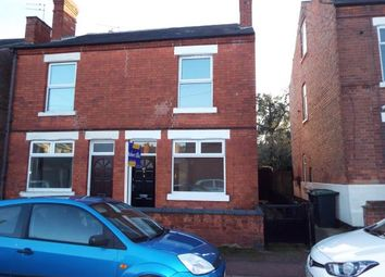 Thumbnail 2 bedroom terraced house for sale in Collington Street, Beeston, Nottingham
