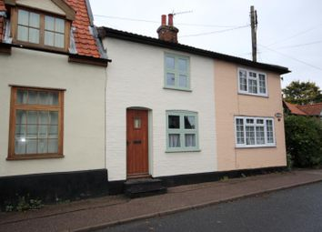 Thumbnail 2 bed terraced house to rent in Fishponds Way, Haughley, Stowmarket