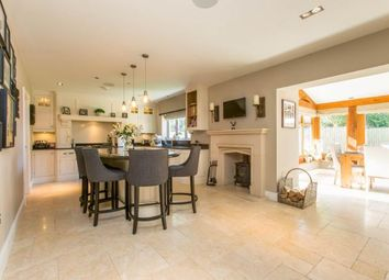 Thumbnail 5 bed detached house for sale in The Grange, Congleton, Cheshire