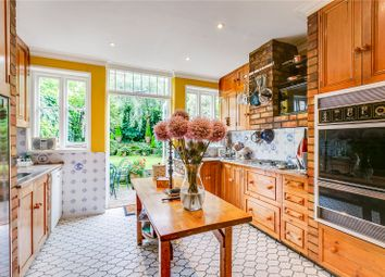 4 bed terraced house for sale in Walham Grove, West Brompton, London SW6