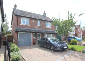 Thumbnail 4 bed detached house for sale in Fulmar Place, Carlisle