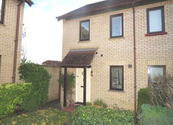 Thumbnail 2 bedroom end terrace house for sale in Rockspray Grove, Walnut Tree, Milton Keynes