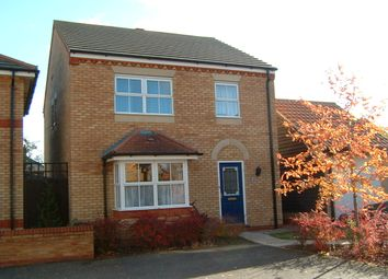 Thumbnail 4 bedroom detached house to rent in Kestrel Close, Cottenham