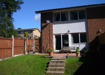 Thumbnail 3 bed end terrace house to rent in Rose Walk, Brundall, Norwich