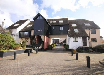 Thumbnail 3 bed town house for sale in Avon Wharf, Bridge Street, Christchurch, Dorset