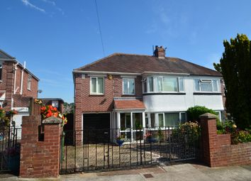 Thumbnail 4 bed semi-detached house for sale in Dunsford Road, Exonia Park, Exeter