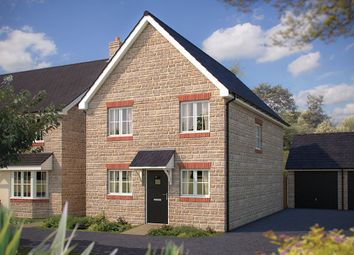 "Thumbnail 4 bed semi-detached house for sale in ""The Hailes"" at Gotherington Lane, Bishops Cleeve, Cheltenham"
