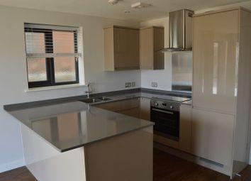 Thumbnail 2 bed flat to rent in Medina Breeze Walk, Binfield, Newport